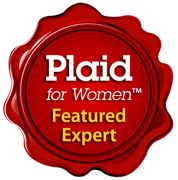 Plaid for Women Featured Expert